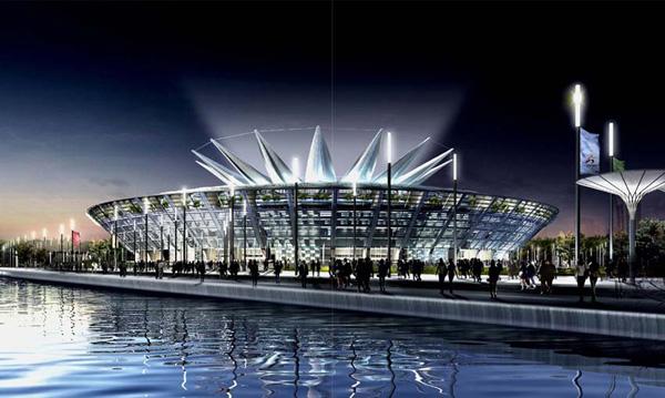 奥运会2008会场先睹为快 - 幸儿 - 心中的日月