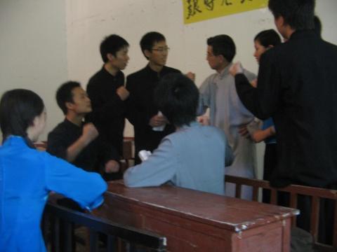 《故事湖南》---拍摄现场 - 2008环球旅游小姐国际大赛 - 湖南演员基地