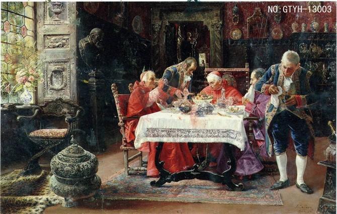 照片名称:欧式宫廷油画