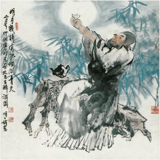 王明明国画作品欣赏 - lijinguo1963 - lijinguo1963的博客