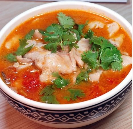 孩子都爱吃的番茄鱼的做法 - 冷香 - changhong258的博客