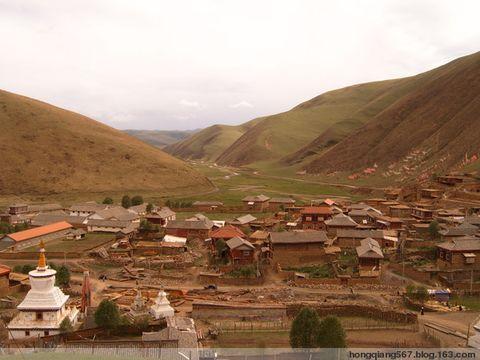 我的川藏行13—走近刻经的藏民 - 强哥问候 - 强哥问候
