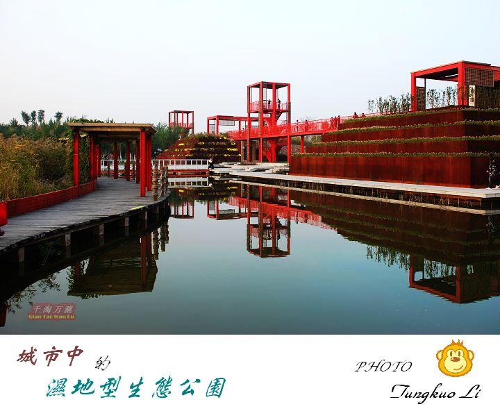 湿地型生态公园(PIC Original) - 千淘万漉 - 千淘万漉 de 花果山