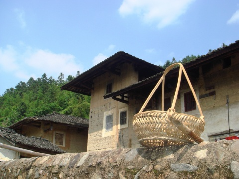客家土楼 - 九妹的小木屋 - 九妹的小木屋