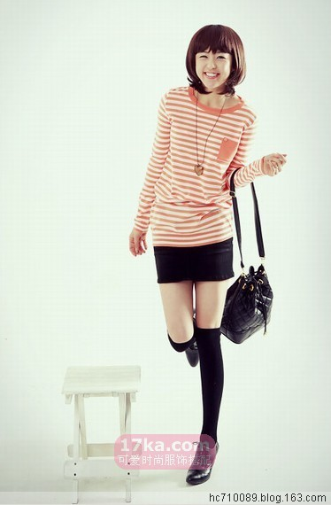 [搭配]2009春季服饰时尚搭配一 - 玩美掌门 - Perfect Girls