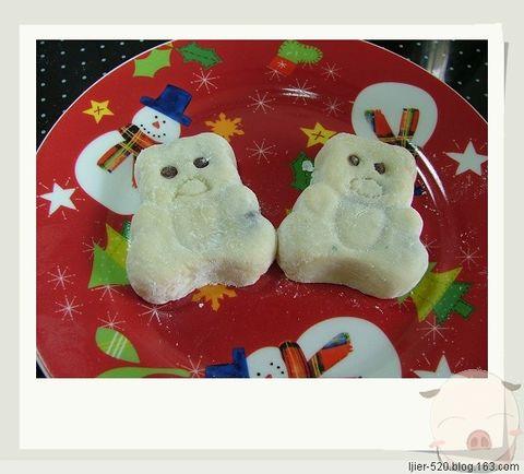 健康手工月饼DIY---时尚的冰皮月饼 - 快乐的猪 - 一个小女人的幸福生活