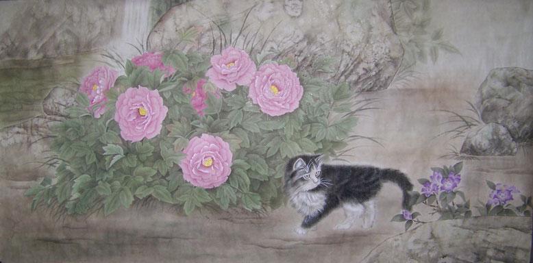 李玉彬工笔画欣赏 - lijinguo1963 - lijinguo1963的博客