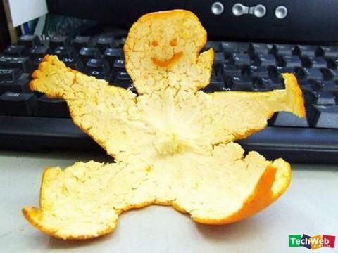 [生活创意]疯狂的橘子【转载】 - HappyBeijing - HappyBeijing