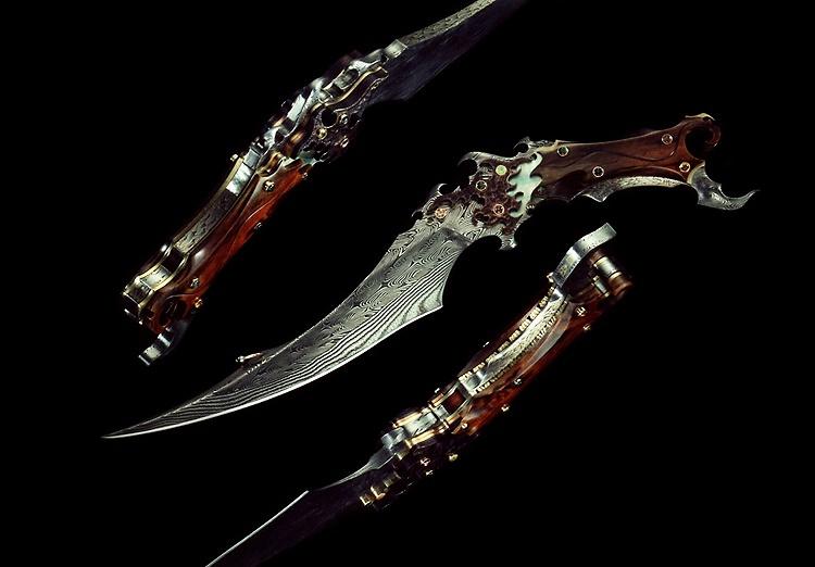 世界上最诡异的十把刀_世界上最诡异的十把刀,每把刀都很邪乎