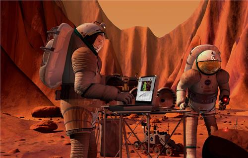 """为火星宇航员开发星际""""第二人生"""" - 科学美国人 - 环球科学"""