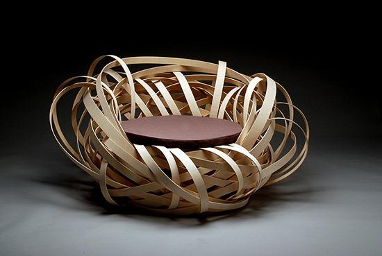 鸟巢椅 - 何泛泛 - 何泛泛|IT独唱团
