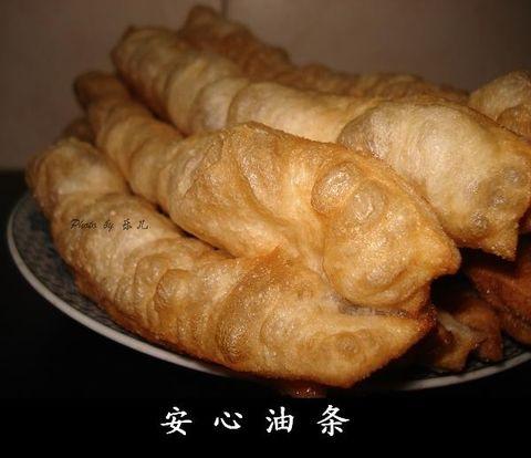传统早餐——油条甜粥 - 乐儿 -  乐儿小筑