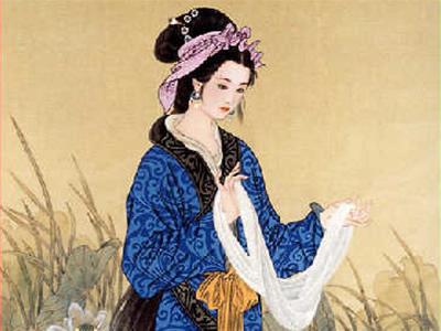 [配乐朗诵]中国古代4大美女 - 快意客 - 快意客