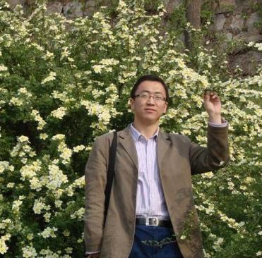 他在丛中笑 - puteng - puteng的博客