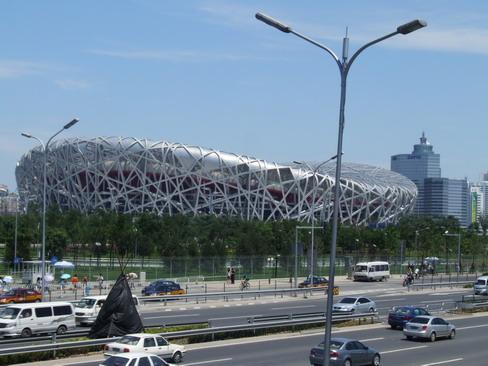 北京奥运大建筑 - liuyj999 - 刘元举的博客