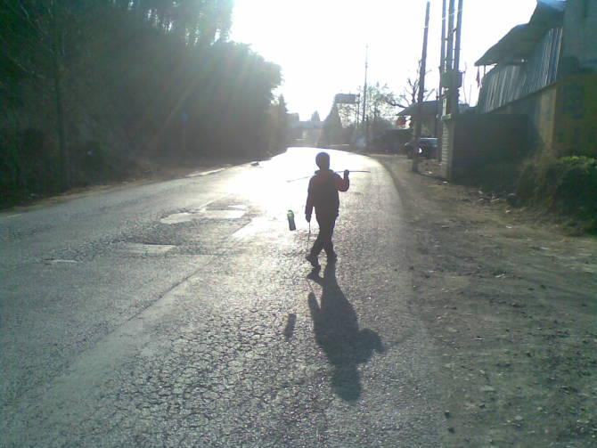 12月5日骑行 - yeejame - yeejame 的博客