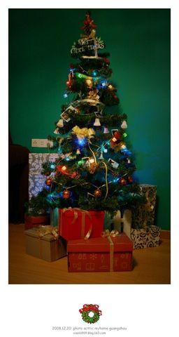 生命里的第一棵圣诞树 - adonscandy - Adonscandy