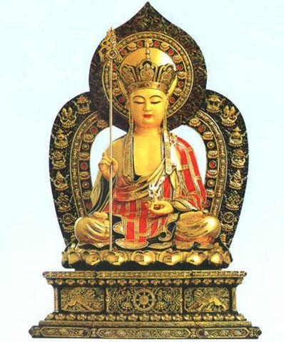 今天恭逢地藏王菩萨圣诞 - ybzhai - 云开月露的博客