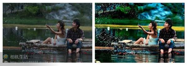 [图片处理]PS20种:让图片妙笔生花 - 浅草细浪 - 浅草细浪
