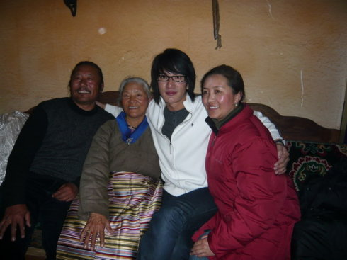 藏历年春节晚会 - 蒲巴甲 - 蒲巴甲的博客