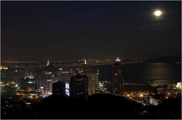 [原]深圳·东部华侨城一瞥 - Tarzan - 走过大地