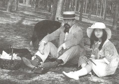 醉爱Debussy - dylanqiu1986 -      dylan的后花园