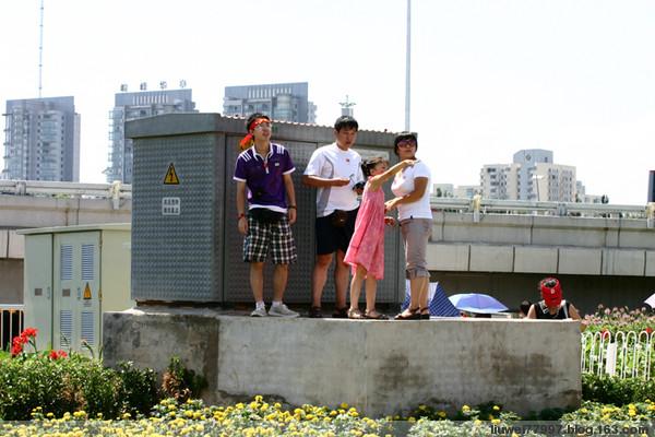 """(原创摄影)""""奥运的五颜六色"""" - 刘炜大老虎 - liuwei77997的博客"""