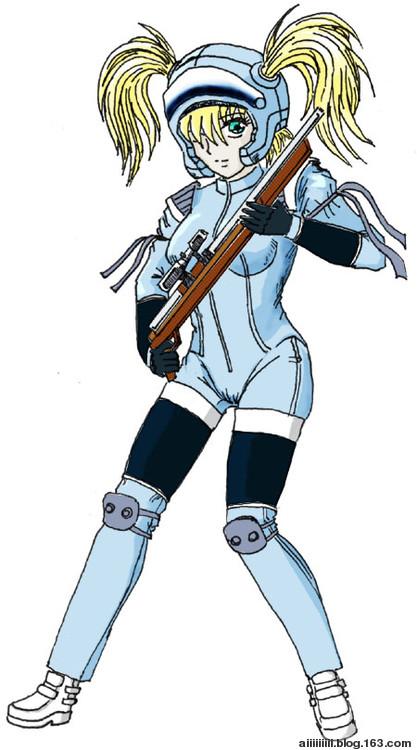 2008年1月23日 - YXZ - 我喜欢画画漫画...