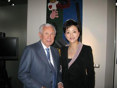 萨翁说:奥林匹克政治化只能对运动员带来伤害 - yanglan2008329 - 杨澜