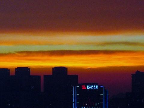 几度夕阳红(原) - 荷花 - 荷花欢迎您
