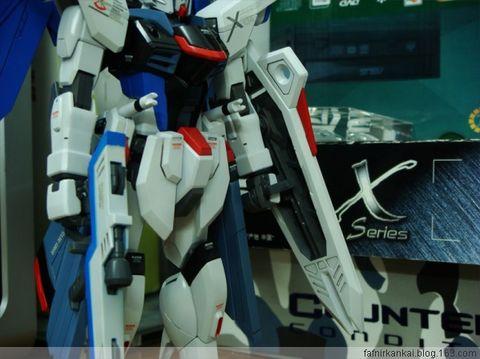 MG 自由高达 Ver 2.0 完成 - K.Siegfried - K.Siegfrieds Blog