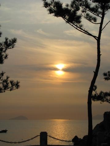 中秋节东海公园看日出 - Iris Lee - Iris的彩虹世界