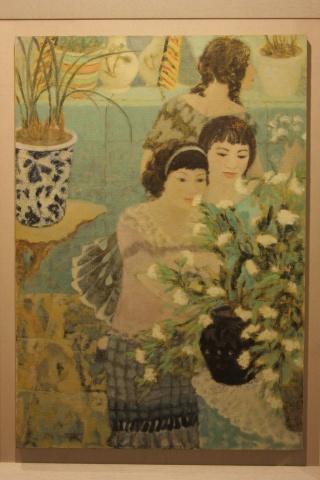 2008中青年艺术家推荐展作品(现场图)(2) - 黄箫 - 黄箫的博客
