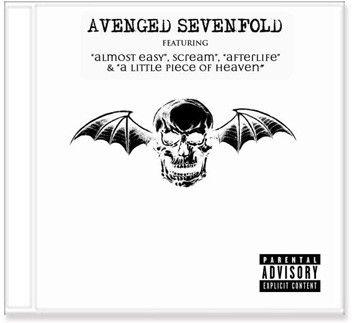 Avenged Sevenfold - Avenged Sevenfold (2007) - 不  休 - 飞啦不休
