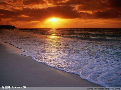 浪与沙 - 山水悠游 - 山水悠游的博客