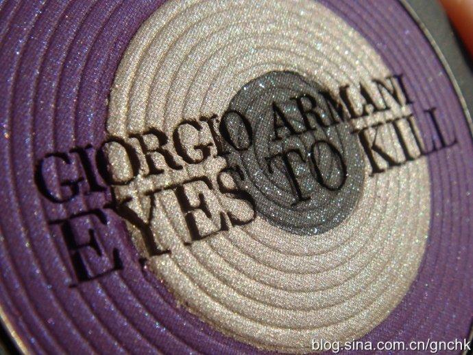 新年博文: Giorgio Armani 決戰時代眼影及 CPB 10年秋季四色眼影 - 小住住 - 住住美妝瘦身分享 (網易版)