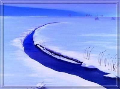 初雪 - 荫子 - 倾听夜色