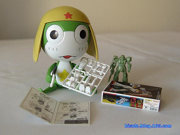 【模型】第一个外星青蛙 - SOLO - Solos Space