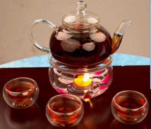 一壶红葡萄美酒般的藏茶 - 藏茶帝国 - 黑茶帝国的博客