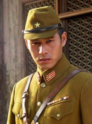 帅哥马强扮演的日本军官 - 天火 - 军服最美