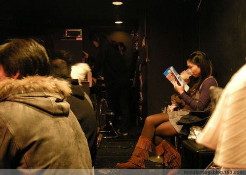 给梦想一个出口,他们的LIVE他们的歌。。。 - tamatama - 一刻公寓--tamatama的博客