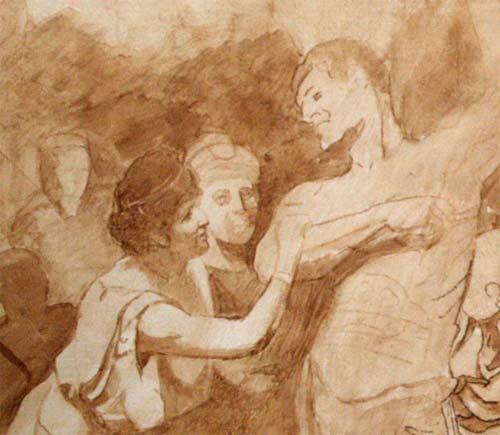 国外画家作画过程 - 五色土 - zsl6907的博客