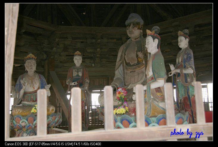 应县木塔待救援[原] - 自由诗 - 图说天下