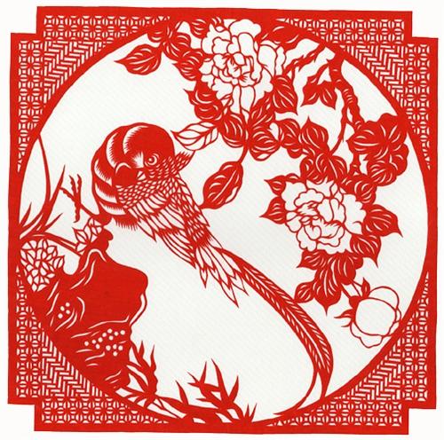 【引用】中国精美剪纸图片欣赏之三 - 心语 - 心语的博客