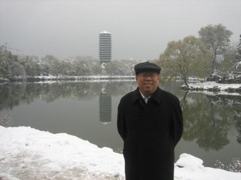 七绝·咏雪(三首) - 曹凤岐 - 曹凤岐的博客