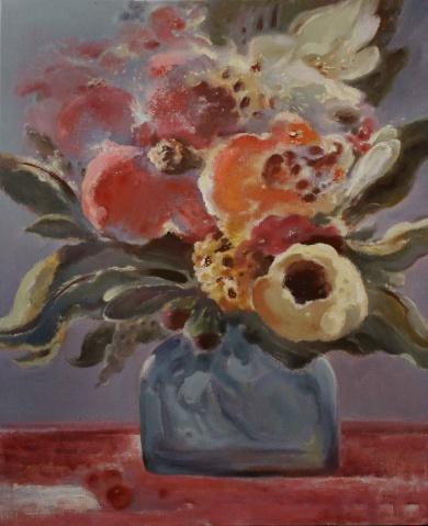 女人的质感 - 应歧的油画风景 - 应歧的油画风景