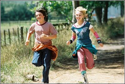 我喜欢这个小演员:AnnaSophia Robb - 老范 - 老范的博客