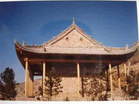 (原创)苦瘠甲天下—渭源佛教之萌芽(图) - 新佛教徒 - 正信之路