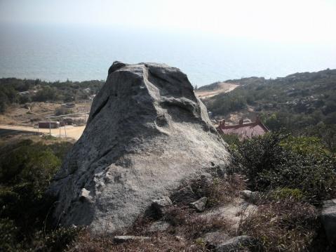 苏峰巨石像古钟 - 东南华艺斋 - 东南华艺斋