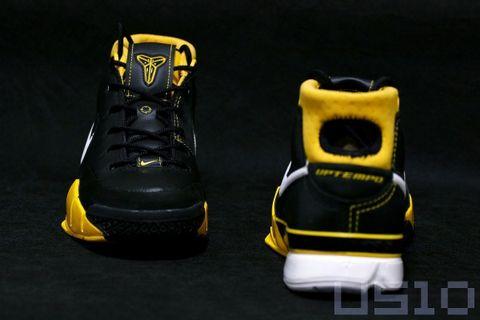 回忆05年的圣诞大战-ZOOM KOBE I - US10 - US10的鞋子们的故事